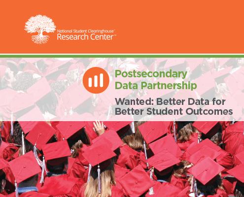 Postsecondary Data Partnership Pilot